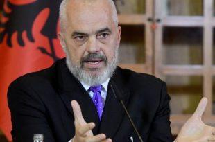 Edi Rama: Po të numërosh rastet e stërhetuara në territorin e Kosovës lodhesh, po në Serbi, zero