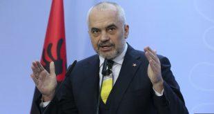 Kryeministri i Shqipërisë, Edi Rama bisedoi me ambasadorët për shkarkimin e kryetarit, Ilir Meta