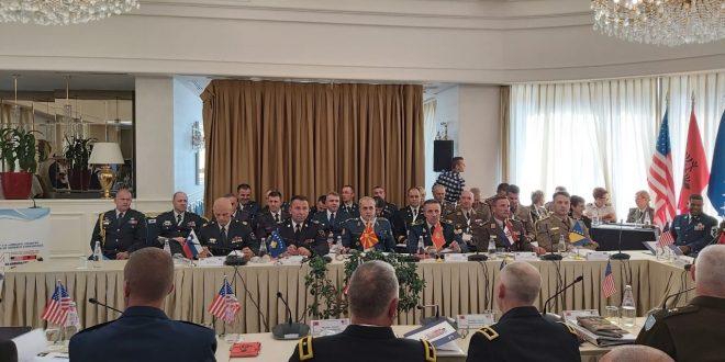 Gjenerallejtënant Rama: FSK vazhdon t'i ngritë kapacitetet e saj sipas Planit Gjithëpërfshirës të Tranzicionit