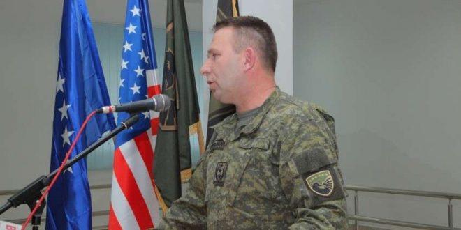 Gjeneralljetnant Rrahman Rama: Detyra, nderi dhe atdheu janë fjalët e gdhendura në zemrat e kadetëve të FSK-së