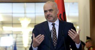 Edi Rama: Mandati i tretë do të jetë një faqe e re e bashkëpunimit me Kosovën, pavarësisht mosdakordësive