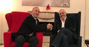 Kryeministri i Shqipërisë, Edi Rama publikisht ka njoftuar se do të tërheq padinë për shpifje që i ka bërë Ramush Haradinajt