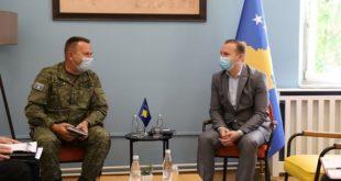 Gjenerali Rama: FSK-ja ka kapacitete të bollshme mjekësore e logjistike për t'u përballur me çfarëdo situatë