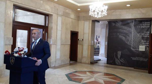 Ramush Haradinaj thotë se në këtë situatë më mirë do të ishte që Kosova të kishte qeveri të re se sa të shkojë në zgjedhje të reja