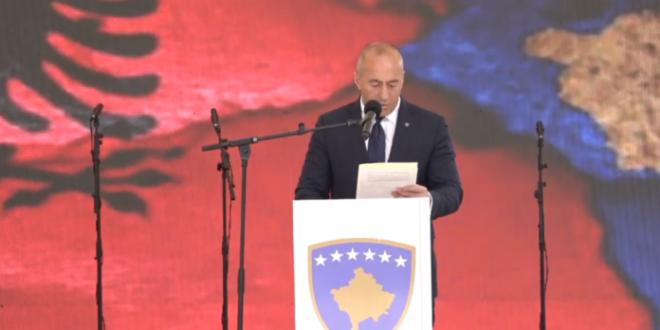 Haradinaj: Kufijtë e Kosovës janë të paprekshëm dhe brenda Kosovës nuk mund të vendoset një 'Dodik Republikë'