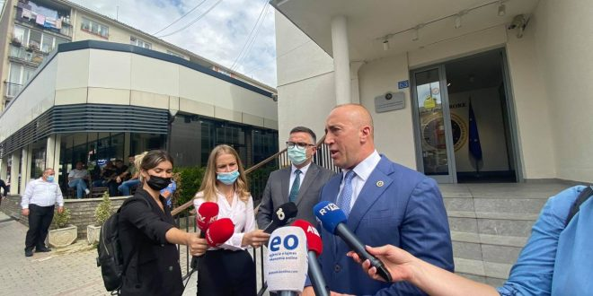 R. Haradinaj: Është tepër me rëndësi përfshirja e Shteteve të Bashkuara në dialogune Kosovë - Serbi
