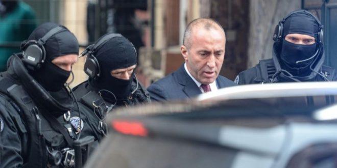 Ramush Haradinaj Gjykatë