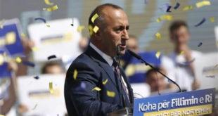 Ramush Haradinaj: Nuk do të lejohen improvizime, Qeverinë do ta formojë koalicioni që i ka fituar zgjedhjet