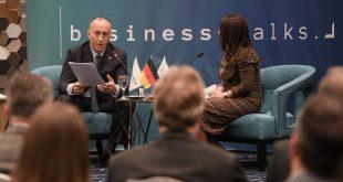 Haradinaj thotë se sot Kosova ka një infrastrukturë që është mbi 40 milionë euro që është bërë nga Qeveria gjermane