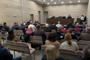 """Ka përfunduar seanca gjyqësore me fjalën përfundimtare të të akuzuarve në rastin """"Syri i Popullit"""""""