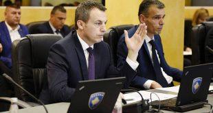 Reçica: Me miratimin e Projektligjit për Inspektoratin e Punës do të zbatohen të drejtat punëtorëve