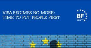 """The Balkan Forum: """"JO Regjimit të Vizave, pasi koha është për të vendosur qytetarët në rend të parë"""""""