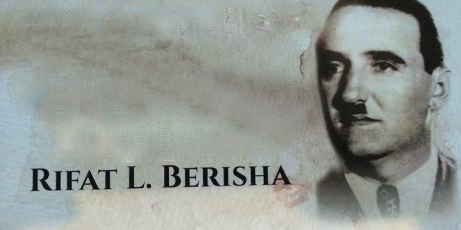 Rifat Berisha (1910-1949) luftëtar i shquar i Lëvizjes Antifashiste dhe kundërshtar i mbetjes së Kosovës nën Jugosllavi
