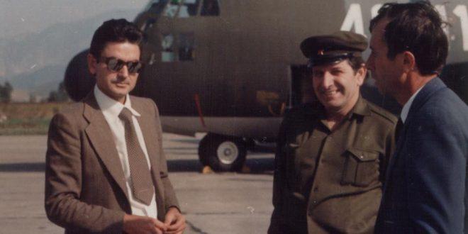 Albert Z. Zholi: Flet piktori i mirënjohur dhe ish-oficeri i lartë i Armatës së Shqipërisë, Robert Përmeti