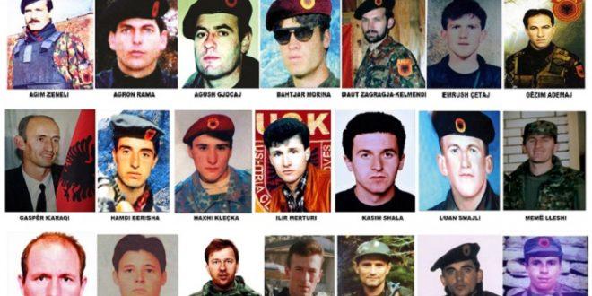 Sot në Gjakovë mbahet Akademi përkujtimore në nderim të 30 dëshmorëve të kombit të rënë 21 vite më parë