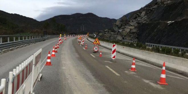 Ministria e Infrastrukturës bënë me dije se përkohësisht do të mbyllet rruga nacionale Kaçanik – Hani i Elezit