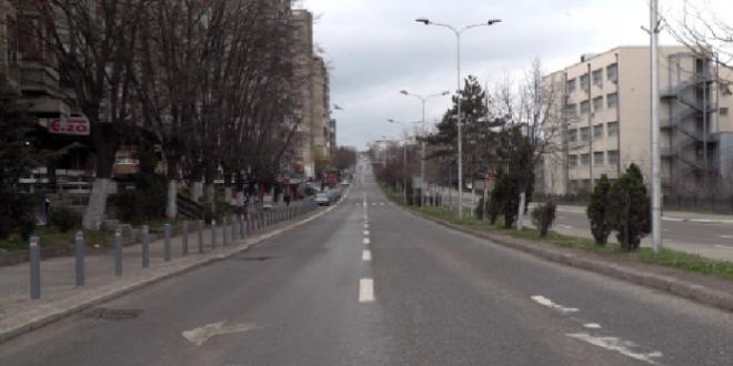 """Sot rruga """"Agim Ramadani"""" do të jetë e mbyllur për qarkullim të trafikut për shkak të punimeve"""