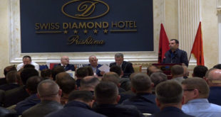 Organizata e Veteranëve të Luftës së Ushtrisë Çlirimtare të Kosovës, ka mbajtur Kuvendin e katërt zgjedhor