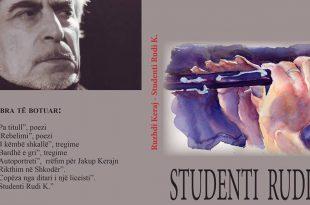 """Dr. Skënder Demaliaj: Veçoritë psikologjike të jetës studentore në librin: """"Studenti Rudi K"""", i autorit, Ruzhdi Keraj"""