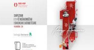 U mbajt Simpoziumi i 11-të Ndërkombëtar i Shkencave Shëndetësore