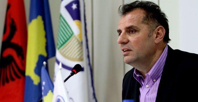 Kryetari i OEK-ut, Safet Gërxhaliu kërkon nga ministri i Hamza që të mos e nënshkruaj vendimin për rritje të pagave