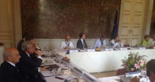 Kryeministri në largim, Isa Mustafa po merr pjesë Samitin e Liderëve të Partive Popullore Evropiane