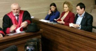 Ka dështuar seanca për gjykimin deputetëve të Vetëvendosjes