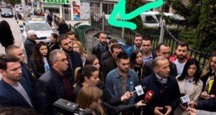 Selim Pacolli, ka bërë publik platformën e tij qeverisëse për higjienën dhe për sigurinë në rrugët e kryeqytetit