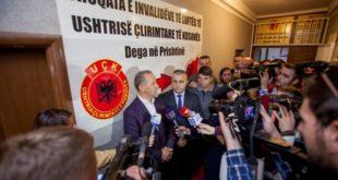 Selim Pacolli: U jap mbështetje shokëve të luftës, kudo që gjendem në çfarëdo pozicioni politik
