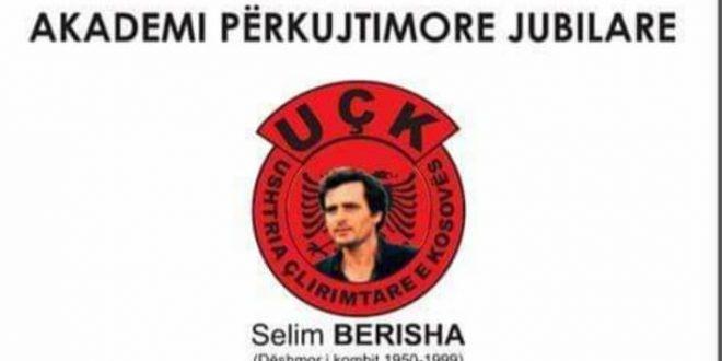 Të mërkurën në Prishtinë mbahet Akademi përkujtimore për dëshmorin e kombit profesor, Selim Berisha
