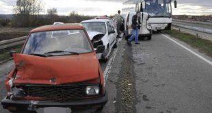 MPJ: Tre kosovarët, të cilët ishin pjesë e aksidentit në Serbi pas pranimit të ndihmës se parë janë kthyer në Kosovë