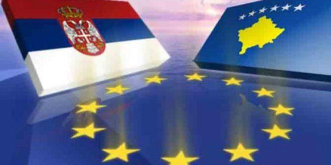 """""""The Times"""": Serbia mund të anëtarësohet në Bashkimin Evropian vetëm duke e njohur pavarësinë e Kosovës"""