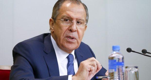 Ministri rus S. Lavrov