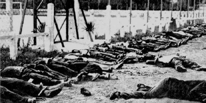 Masakrat e regjimit kolonialist francez kundër Algjerisë dhe algjerianëve