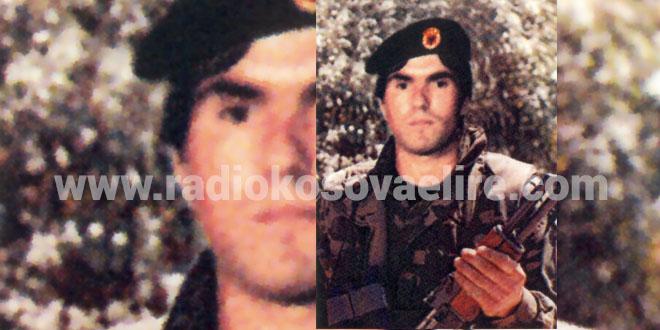 Shabi Avdush Gërbeshi (5.5.1971 - 18.4.1999)