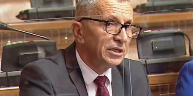 Shaip Kamberi - Brnabiqit: Kosova është shtet pavarur dhe se për të hyrë në të, iu duhet leje e veçantë