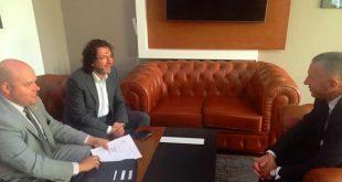 Përfaqësuesit politikë nga Presheva e Bujanoci, kanë biseduar me diplomatin amerikan, Adam Shick