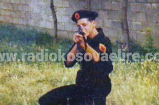 Shkëlzen Gani Berisha (15.4.1984 – 14.8.1998)