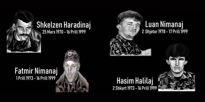Faton Mehmetaj: Me nderime të larta u shënua 20-vjetori i rënies së luftëtarëve të Ushtrisë Çlirimtare të Kosovës