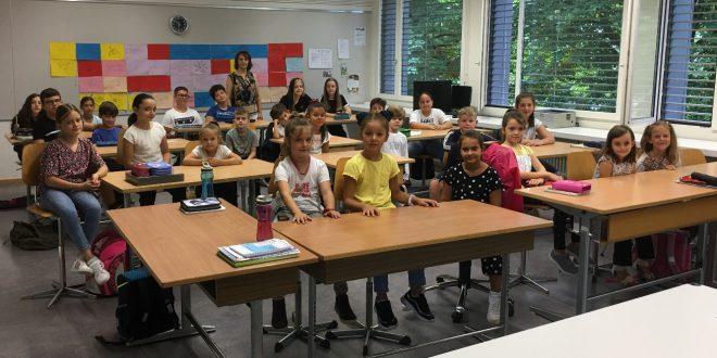 Isuf Bytyçi: Buzëqeshjet e fëmijëve shkelen në klasën e shkollës shqipe, në Spreitenbach të Zvicrës