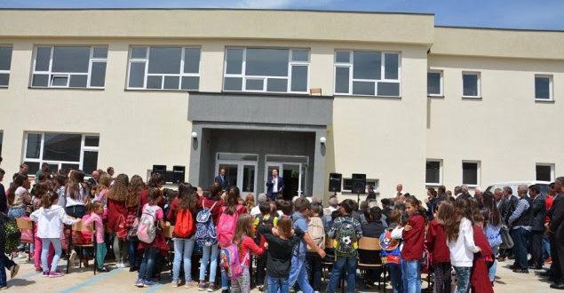 Ahmeti: Fëmijët nga Shqipëria që janë të strehur në Prishtinë do të kenë mundësinë e vijimit të shkollimit në kryeqytet