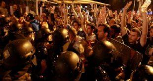 Në Shkup vazhdojnë edhe sot protestat anti-qeveritare