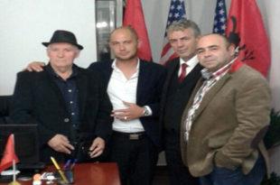 Aktivitete në Shoqatën Demokratike Çamëria – dega Vlorë