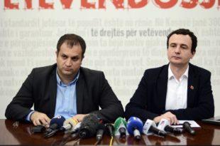 Shpend Ahmeti: Ka dallime mes meje dhe Albin Kurtit por jo aq sa për ta braktisur Vetëvendosjen