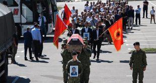 Gjenerata e dytë e rekrutëve të FSK-së filloi trajnimin bazik në Ferizaj
