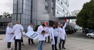 ederata Sindikale e Shëndetësisë e Kosovës paralajmëron protestë masive pas zgjedhjeve në Kosovë