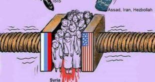 """Halepi po vuan nën """"thundrën e përdhunës"""" gjakatare ruse, assadiste e iraniane"""