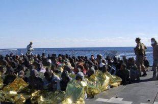 Rreth 3.000 emigrantë janë shpëtuar në Ngushticën e Sicilisë