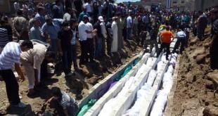 361.000 të vrarë gjatë luftës në Siri, 90 për qind janë vrarë nga regjimit i monstrumit Assad