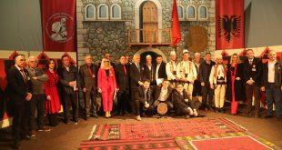 """Në Shtëpinë e Kulturës, """"Hasan Prishtina"""", në Skënderaj, ka përfunduar nata e tretë dhe e fundit t festivalit, """"Rapsodia shqiptare"""""""